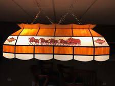 budweiser stained glass pool table light pool table lights elk farmhouse light billiard in oiled bronze