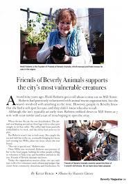 friends of beverly animals