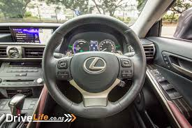 lexus of new zealand 2017 lexus is300h limited u2013 car review u2013 smooth silent not so