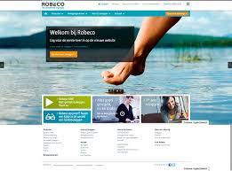 website homepage design financial website designs koen van dieren