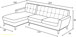 dimension canap angle dimension canap d angle royal sofa id e de canap et meuble avec polo