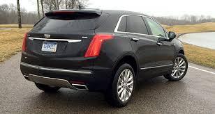 cadillac suv prices 2017 cadillac xt5 ready for luxury suv fight consumer reports