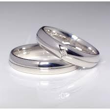 verighete din platina din aur sau platina cu diamant v015