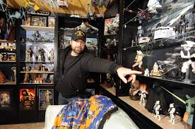 he u0027s the biggest u0027star wars u0027 fan on cape cod news capecodtimes