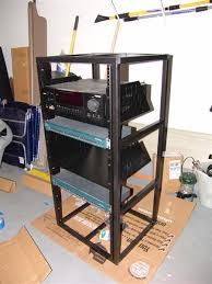 Diy Audio Rack Diy A V Rack Avs Forum Home Theater Discussions And Reviews