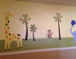 how to paint a wall mural hand painted wall murals kids murals by dana scottsdale