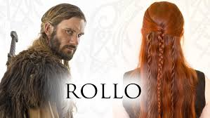 vikings hair tutorial for men rollo lothbrok youtube