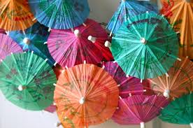 How To Make Paper Umbrellas - paper umbrella wreath 盞 how to make a recycled wreath 盞 decorating