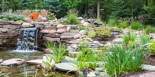 Water Rock Garden by Home Lotus Gardenscapes Love Your Landscape