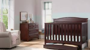 White Graco Convertible Crib by Table Pali Mantova 4 In 1 Forever Convertible Crib Nursery Set