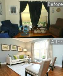 decorations before and after interior decorating before and