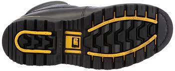 caterpillar cat footwear holton steel toe men u0027s work and safety