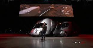 tesla truck tesla semi revealed 500 mile range and 0 60 mph in 5s slashgear