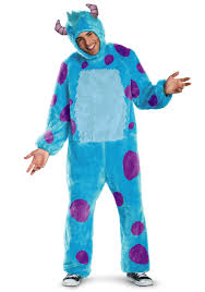 sully costume monsters inc sulley costume