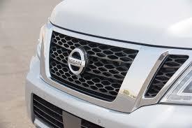 2017 nissan armada exterior 2017 nissan armada platinum first test review motor trend