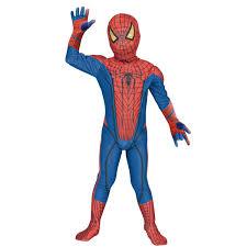 spiderman mask halloween new the amazing spider man costume kids rubie u0027s spiderman ebay