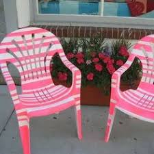 paint your plastic chairs painting plastic chairs spray