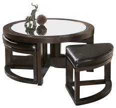 Espresso Ottoman Coffee Table Brilliant Espresso Coffee Table Winsome Coffee Table With