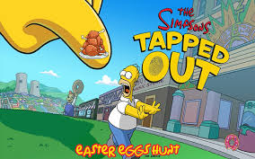 Thanksgiving 2015 Thanksgiving 2015 Easter Eggs Hunt The Simpsons Tapped Out Topix