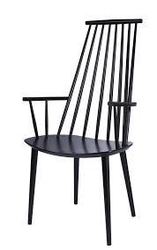 Esszimmerstuhl Tom Schwarz J110 Chair Stuhl Hay Von Poul M Volther