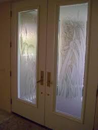 Glass Door Etching Designs by Etched Glass Doors Windows U0026 Showers Reeds Design Sans Soucie