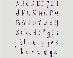 alphabet stencil source stencils and stencil brushes from