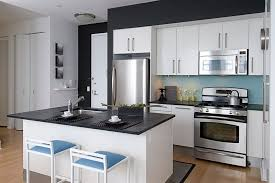 Black And White Kitchen Cabinets by Beautiful White Kitchen Ideas 2016 Featuring Cherry Wood Cabinets