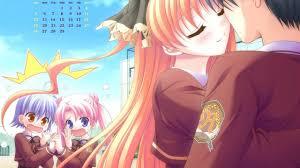 wallpaper anime lovers anime couple 2012 walldevil