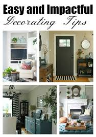 tips for decorating your home 5 easy and impactful decorating tips little house of four