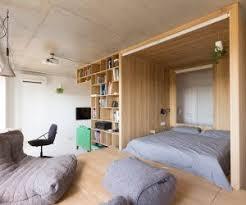 interior design ideas home two apartments in modern minimalist japanese style includes floor