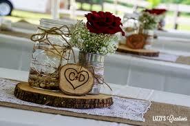Wedding Centerpieces Using Mason Jars by Easy Wedding Centerpieces With Mason Jars Wedding Party Decoration