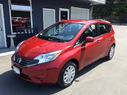 nissan versa note 2014 nissan versa note bluenose motor co ltd