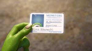 thought struck monsters university gold quiz