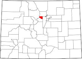 Black Hawk Colorado Map by Gilpin County Colorado Things To Do And Towns To Visit