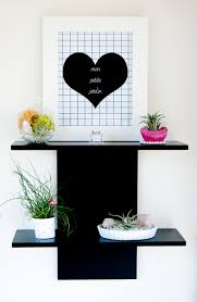 free printable mini plant shelf garden wall art u2014 a charming