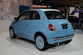 new fiat 500 1957 limited edition comes to the states priced at