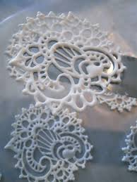 Lace Cake Decorating Techniques Royal Icing Lace Designs For Decorating Cakes A Lower Risk Way