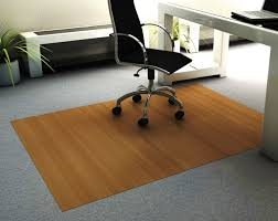 Plastic Office Desk Chair Mats For Carpeted Floors Floor Cover For Office Chair Office