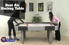 air hockey table reviews best air hockey table reviews top 10 checklist you should never miss