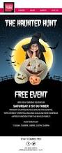 the haunted hunt in queens square shopping centre west bromwich