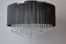 Living Room Ceiling Light Fixture by Astounding Flush Mount Ceiling Light Design With Crystal Lamp