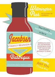 barbecue invitation templates free download