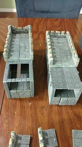 Laminate Flooring Spacers Bq by Exploration Of Grand Citadel With Crenellations And Battlements