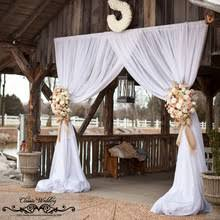 wedding backdrop prices compare prices on chiffon wedding backdrop online shopping buy