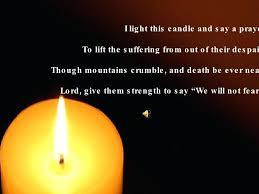 yizkor prayer in prayer to say when lighting yahrzeit candle www lightneasy net