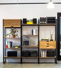 tanner goods introducing the tekio modular shelving system milled