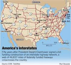 map usa states boston us route 80 us route 50 printable us map