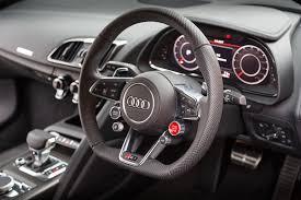 Audi R8 V10 - 2017 audi r8 v10 review a properly fast everyday supercar