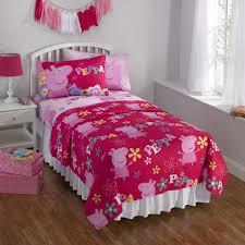 Peppa Pig Bed Set by Peppa Pig Tweet Tweet Oink 3 Piece Twin Sheet Set Toys