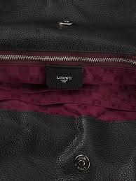loewe flamenco tote 35 bag in black lyst